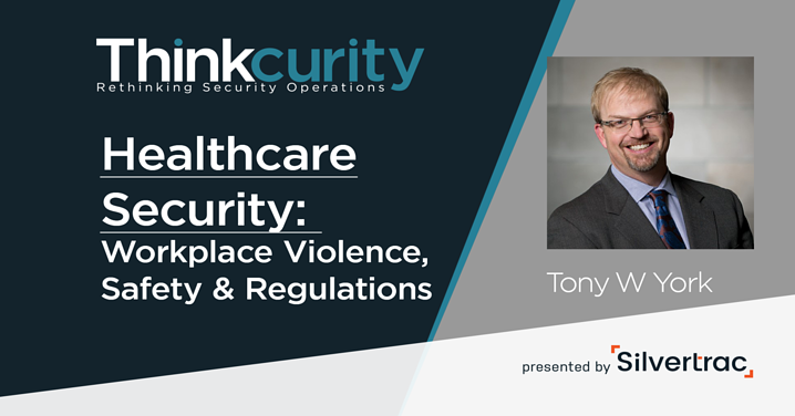 Thinkcurity Healthcare Security Webinar
