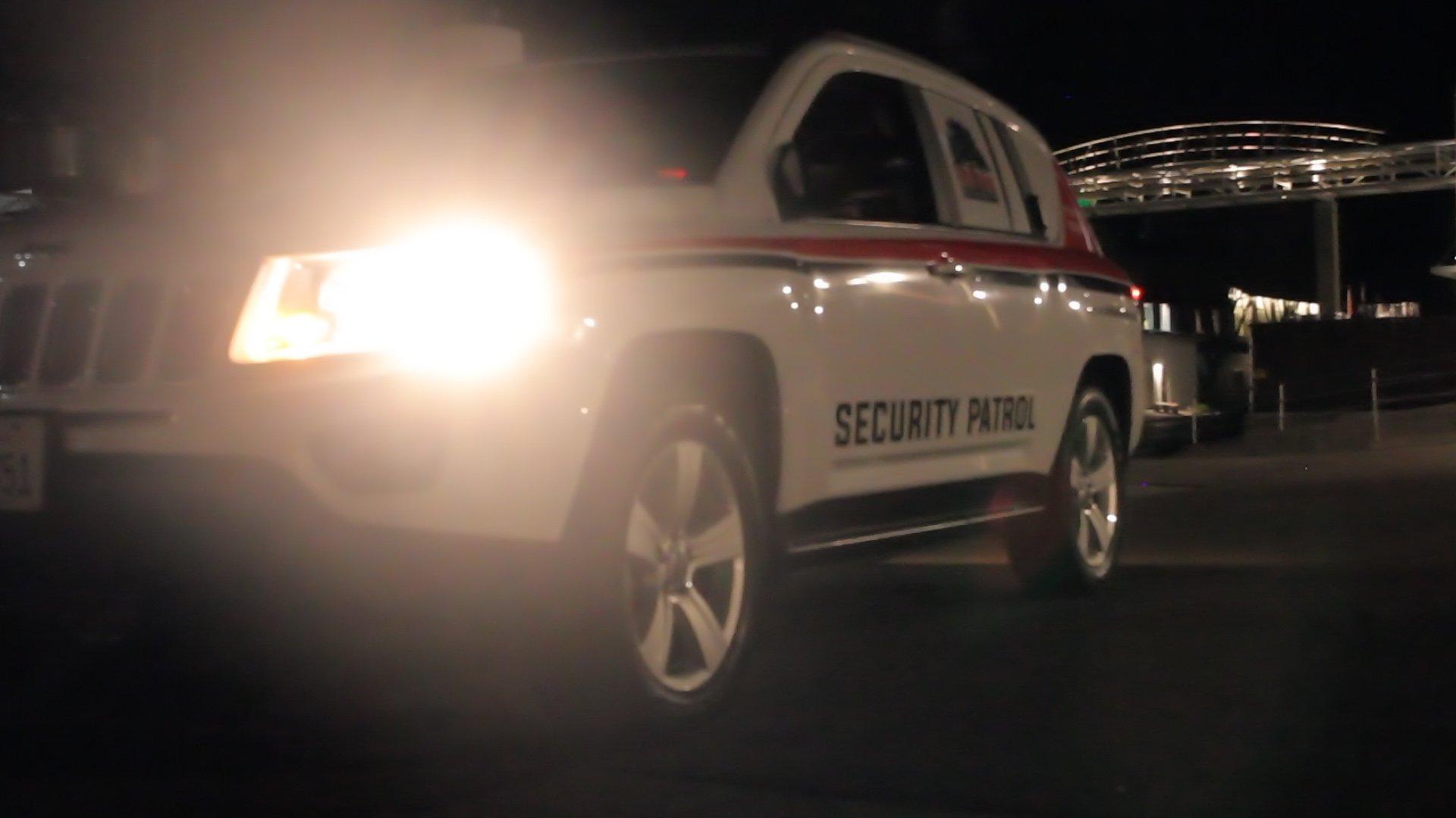 Security Fleet Management Hero