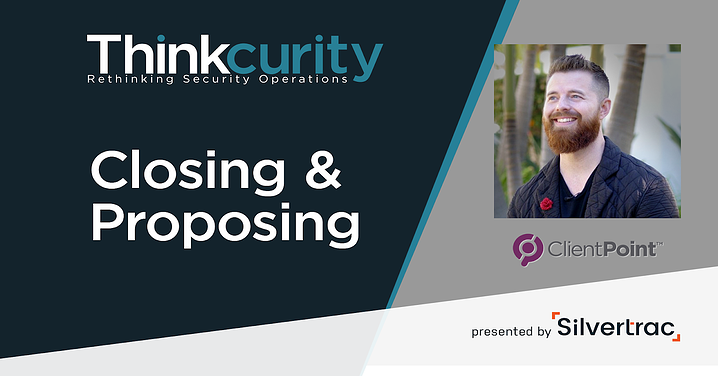 Closing & Proposing Thinkcurity Webinar